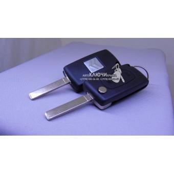 Чип Ключ для Citroen(Марку Уточняйте) 2000-2016 г.в В цену входит изготовление ключа(при наличии рабочего ключа)гарантия 1 год