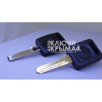 Ключ под Чип Audi (Нарезка)