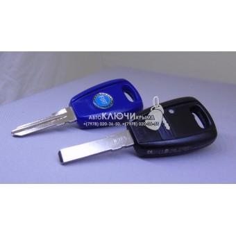 Чип Ключ для Fiat(Марку Уточняйте) 2000-2015 г.в В цену входит изготовление ключа(при наличии рабочего ключа)гарантия 1 год