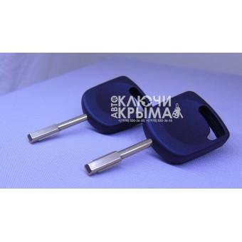 Ключ под чип для Ford (Обновление,Улучшение,Ремонт)