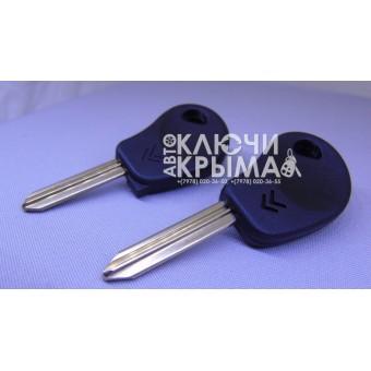 Чип Ключ для Citroen (Марку Уточняйте) 1996-2017 г.в В цену входит изготовление ключа(при наличии рабочего ключа)гарантия 1 год