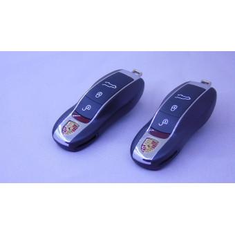 Корпус Смарт Ключа для Porsche (Обновление Улучшение Ремонт)