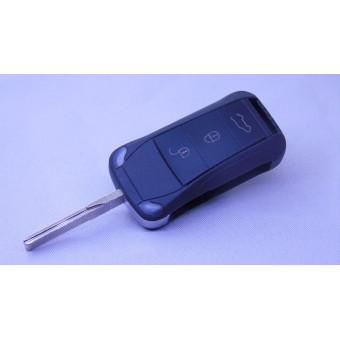 Выкидной ключ для Porsche (марку уточняйте)2000-20016 г.в В цену входит изготовление ключа(при наличии рабочего ключа)гарантия 1 год