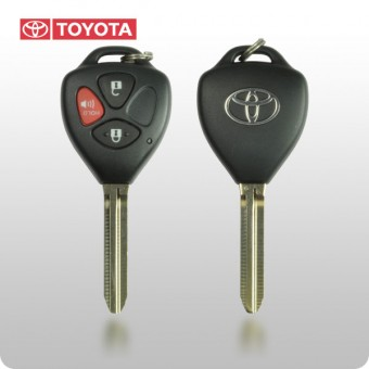 Ремкомплект Ключа для Toyota (Обновление,Улучшение,Ремонт)