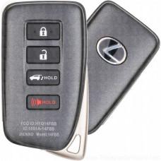 Корпус Смарт Ключа Lexus (обновление улучшения ремонт)