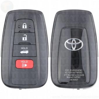 Корпус Смарт Ключа Toyota (обновление Улучшения Ремонт)